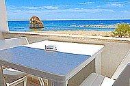 casa - Appartamento fronte mare sulla sabbia