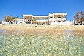 Appartamento sulla sabbia con stupenda vista mare