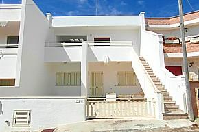 Appartamento vicino alla spiaggia a Pescoluse