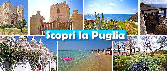 Viaggiare in Puglia e scoprire i suoi tesori